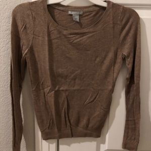 H&M women's pull over sweater